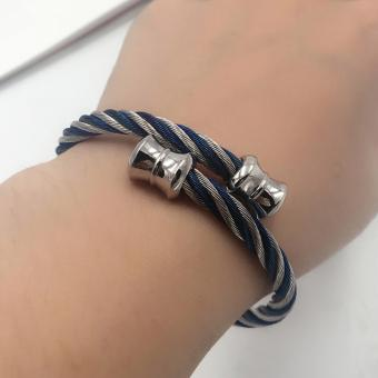 Fantasy Combi Stainless Bangles AC1002 Price Philippines