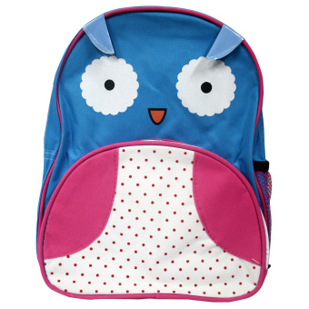 Toddler Back Pack Bag BPB-118S (Owl) Price Philippines