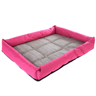 Pets Soft Cooling Bed Cushion (Red) Price Philippines