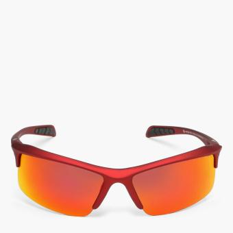 Harga AXN Half-frame Sports Sunglasses (Red)
