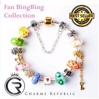 Charms Republic - Fan BingBing Collection - Top Asian Actress Inspired Bracelet Price Philippines