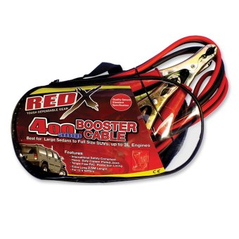 Red X Booster Cable 400 AMP Price Philippines