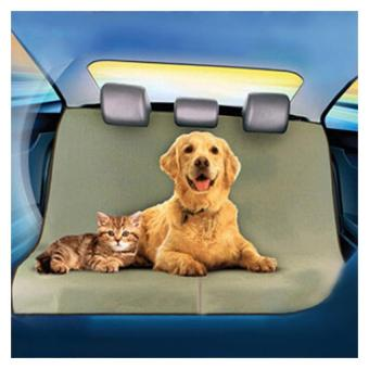 Harga PAlight Waterproof Car Mat Seat Cover For Pet Dog