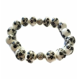 Be Lucky Charms Feng Shui Ceramic Bead Black and White Price Philippines