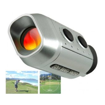 Harga 7x Digital Golf Range Finder