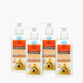 St. Roche Premium Organic Heaven Scent Dog Shampoo 250mL (Set of 4) Price Philippines