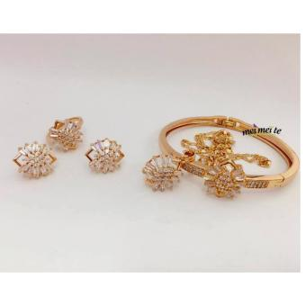 High Quality 14k Bangkok Eye Jewelry Set Price Philippines