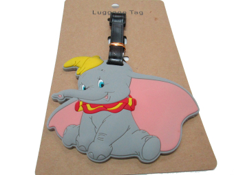 Travel Manila Luggage Tag (Dumbo) Price Philippines