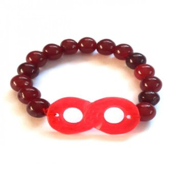Harga Be Lucky Charms Feng Shui Agate Infinity Lucky Eight Bracelet