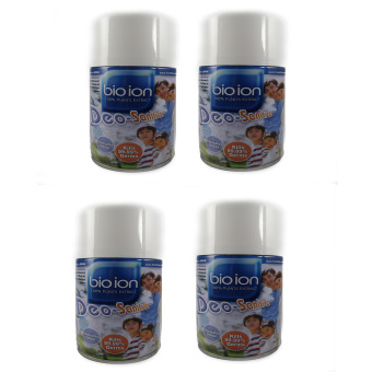 Bio Ion Deo Sanitizer Aerosol Refill 250ml (Peppermint Scent ) Set of 4 Price Philippines