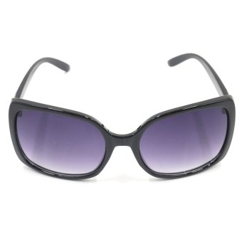 Protech Fashion Oversized Shades Women's Sunglasses 8873 (Black) Price Philippines