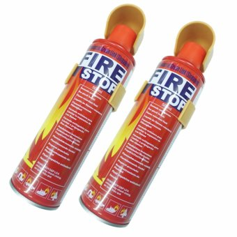 Harga 2 Combo Firestop Fire Extinguisher 500 ml