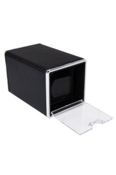 Automatic Single Watch Winder (Black) Price Philippines