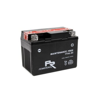 Harga Poweroad YTX4L-BS Power Sports Motorcycle Battery