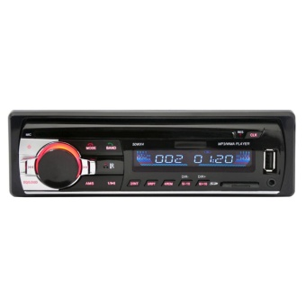 In-Dash Bluetooth Car Stereo Audio FM Aux Input Receiver SD USB MP3Radio - intl