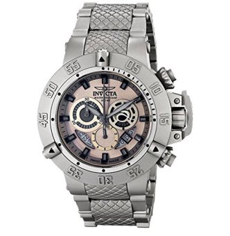 Invicta Men's 0961 Subaqua Analog Display Swiss Quartz Grey Watch -intl Price Philippines