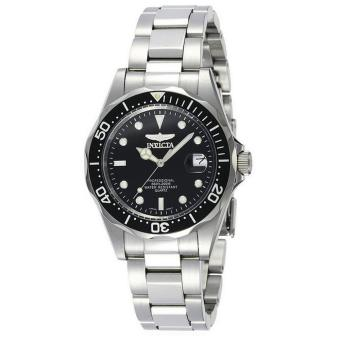 INVICTA Pro Diver IN-8932 Men's Stainless Steel Black Dial Watch - intl Price Philippines