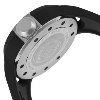 Invicta Quartz Men's Black Polyurethane Strap Watch 17390 - picture 2