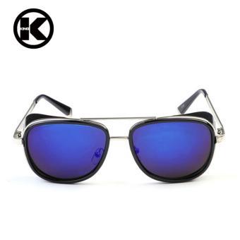 IRON MAN 3 Matsuda TONY Sunglasses Brand Designer Sunglass Vintage Retro Superstar Fashion Glasses Oculos UV400 - intl - 2