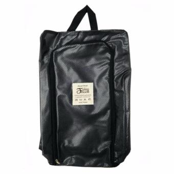 J&C Water Proof Shoe Bag (Black) Price Philippines