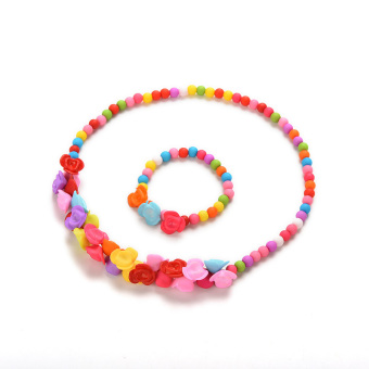 Jetting Buy Kids Necklace Best Gifts for Baby Girls Flower - picture 2