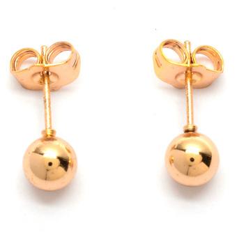 Jewelmine Isabella 560 Earrings (Gold) Buy One Take One - 2