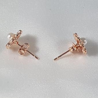 Jewelworld Bangkok Plated Earrings (gold) - 3