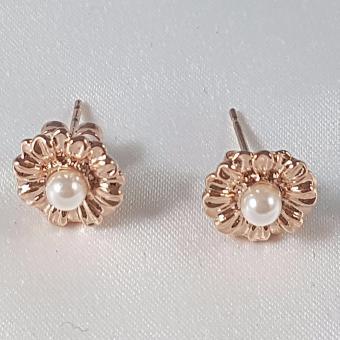 Jewelworld Bangkok Plated Earrings (gold) - 2