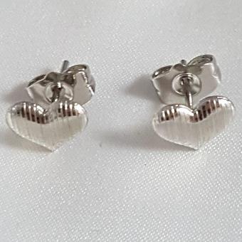 Jewelworld Bangkok Plated Earrings (silver) - 2