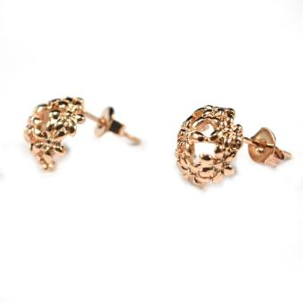 Jewelworld Plated Earrings (gold) - 2