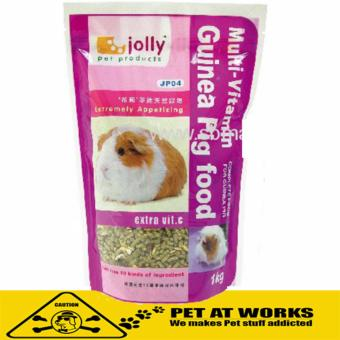 Jolly Multi Vitamin Guinea Pig Food (1kg) Guinea Pig Food