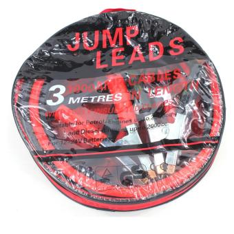 Jump Leads 1000 Amp 3 Meter Jumper Cables - 2