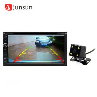 Junsun DVD Specialty Rearview Camera PAL System - Black - intl