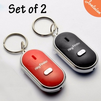 Just Whistle Door Motor Car Key Finder (Color May Vary)Set of 2 Price Philippines
