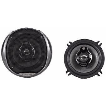 "Kenwood KFC-1394PS 5.25"" 3-Way Performance Series Coaxial ShallowMount Car Speakers With Diamond Array Pattern Polypropylene Cone Price Philippines"