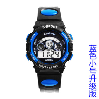 Kid watch boy girl Candy color electronic LED watch hotsale