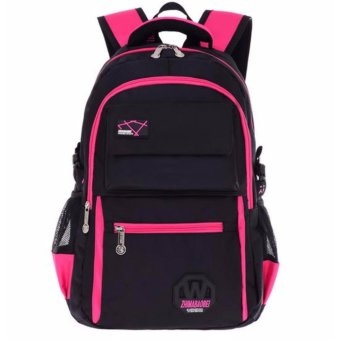 Kids Backpack High Quality School Bags Primary School for GirlsBoys Fashion design Waterproof Bag - intl Price Philippines
