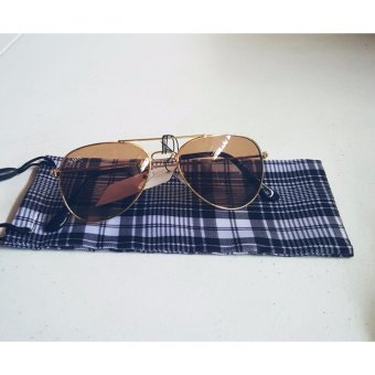 Kids Trendy Metal Brown Lense Sunglasses Price Philippines