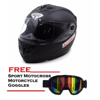 King Cobra K-691 A Full Face Motorcycle Helmet