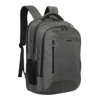 """KINGSLONG 15.6"""" KLB112801GR Leisure Breathable Shockproof Backpack Laptop bag (Grey) - picture 2"""