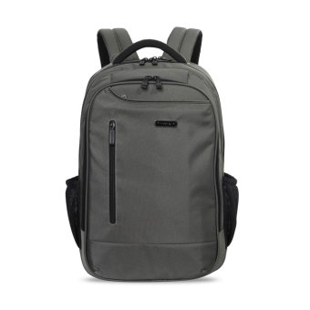 "KINGSLONG 15.6"" KLB112801GR Leisure Breathable Shockproof Backpack Laptop bag (Grey)"