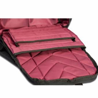 KISHU travel backpack / Hidden zippers/ Anti theft / Laptop /Premium (BLUE) - 5