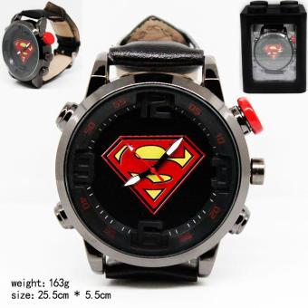 Kisnow America Fashion Movies Watches(Color:Captain) - intl - 4