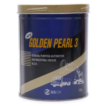 Kixx Golden Pearl NLGI-3 General Purpose Automotive and IndustrialGrease (1 KG) Price Philippines