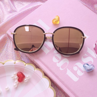 Korean-style New style female SUN glasses