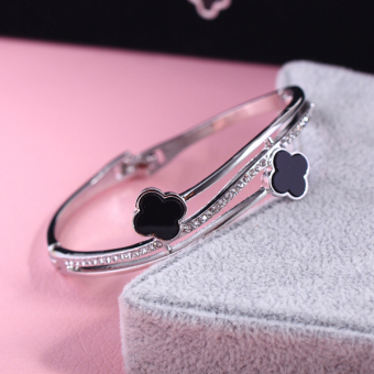 Korean-style spring and summer new crystal bracelet
