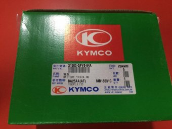 KYMCO 31500-GFY6-94S Battery