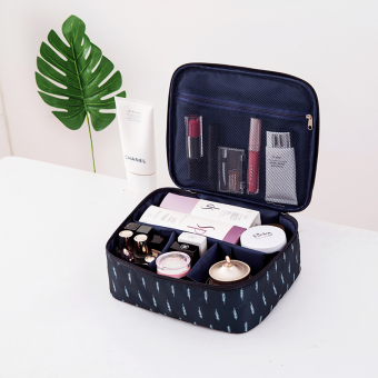 Ladies' waterproof portable small washed bag makeup bag