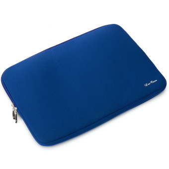 Laptop Soft Case Bag Cover Sleeve Pouch For Apple 14'' Macbook Pro/Air Notebook Blue - Intl - 3