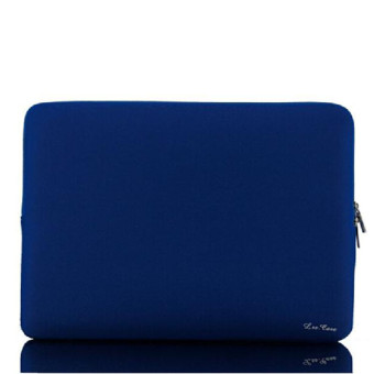 Laptop Soft Case Bag Cover Sleeve Pouch For Apple 14'' Macbook Pro/Air Notebook Blue - Intl - 4